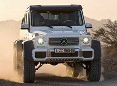 Mercedes-Benz объявил стоимость G63 AMG 6x6