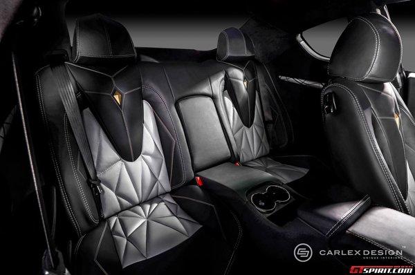 Maserati GranTurismo от WrapStyle и Carlex Design