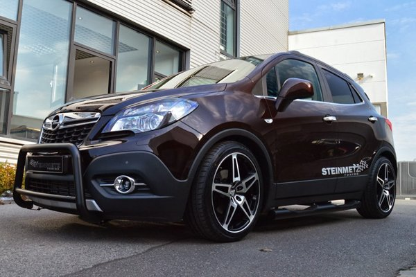 Steinmetz доработал Opel Mokka и Cascada