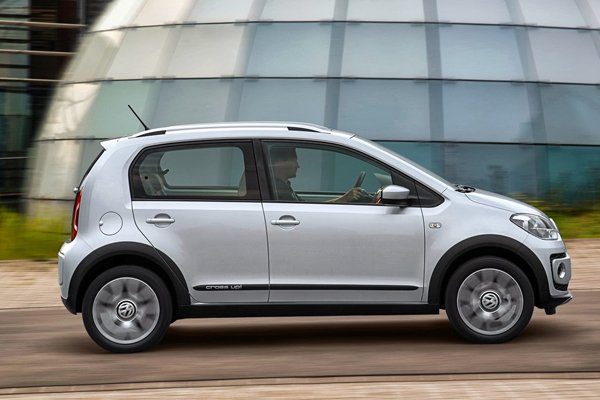 Volkswagen Cross Up! оценили в 13 950 евро