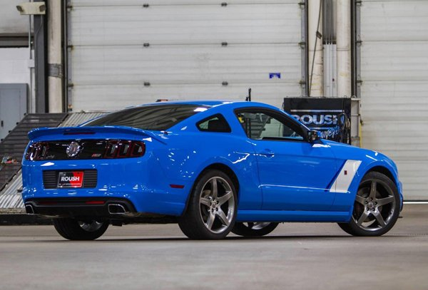 Grabber Blue Roush RS3 от Roush Performance