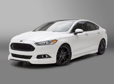 Ford Fusion в обвесе 3dCarbon