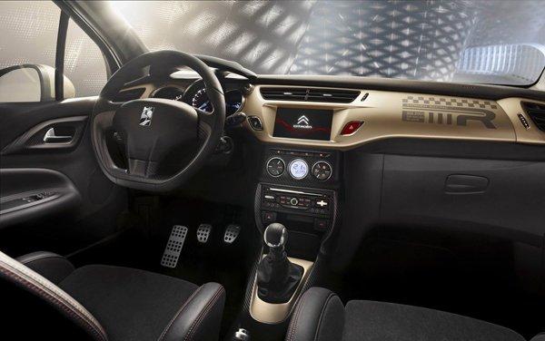 DS3 Racing Gold Mat - новинка от Citroen