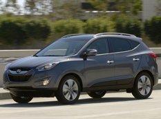 Hyundai обновил кроссовер Tucson на 2014-й год