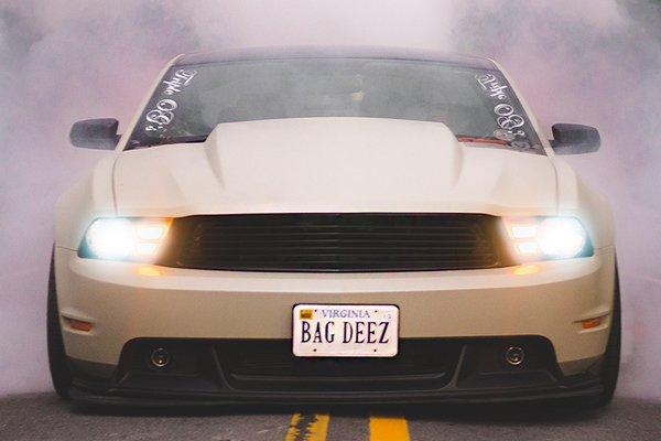 Ford Mustang GT превратили в 755-сильный болид