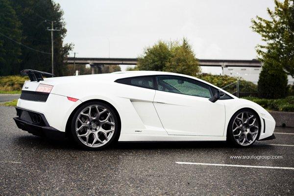 Lamborghini Gallardo LP560-4 от SR Auto Group