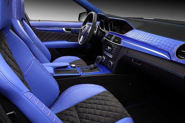 Mercedes-Benz C63 AMG от TopCar