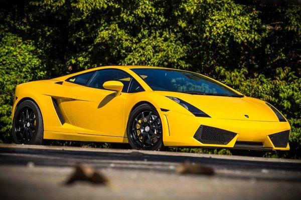 Lamborghini Gallardo от ателье Dallas Performance