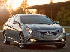 Hyundai представила обновленную Sonata 2014