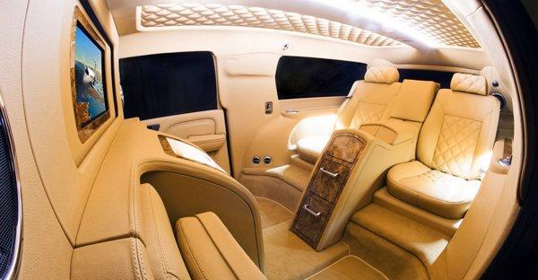 Роскошный Cadillac Escalade от Carisma Auto Design
