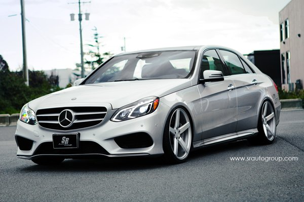 Mercedes-Benz E550 4Matic от SR Auto Group