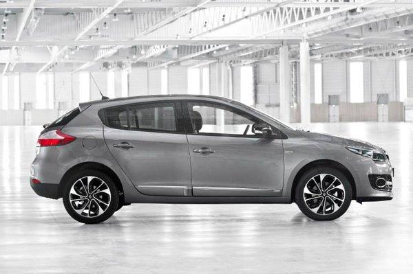 Renault опубликовал новые фото Megane 2014