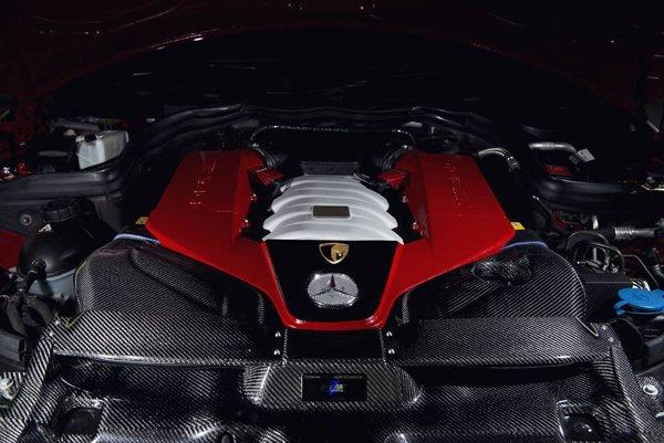 Mercedes-Benz C63 AMG превратился в Mulgari 510