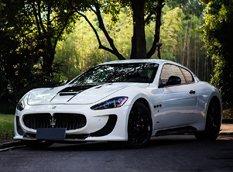 Maserati Gran Turismo Sovrano от ателье DMC