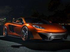 Ночной фотосет McLaren MP4-VX от Vorsteiner