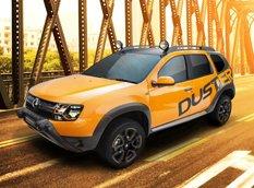 Duster Detour - концептуальный кроссовер Renault