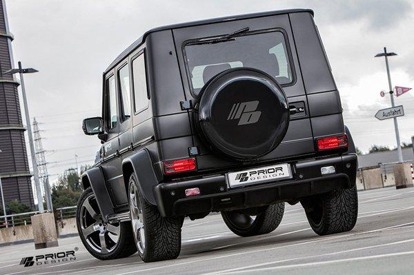 Mercedes-Mercedes G-Wagon в тюнинге Prior-Design