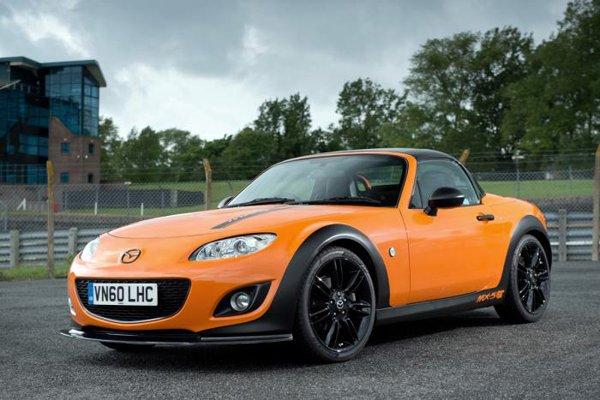 Jota Sport займется выпуском Mazda MX-5 GT