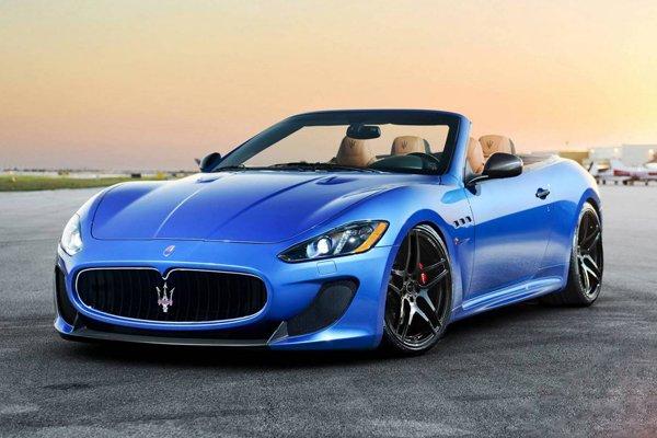 Maserati GranCabrio MC от Velos Designwerks