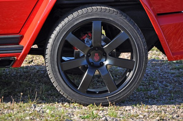 Mercedes-Benz G63 AMG от German Special Customs