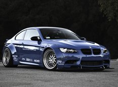 BMW M3 Coupe (E92) от Liberty Walk