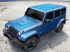 Wrangler Polar Edition - эксклюзив от Jeep