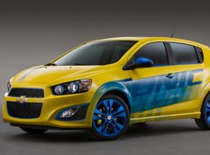 Chevrolet Performance покажет хэтчбек Sonic RS
