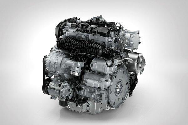 Компания Volvo разработала два новых мотора