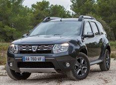 Dacia Duster получила новый мотор 1.2 TCe