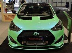 SEMA 2013: Hyundai Veloster Turbo от Fox Marketing