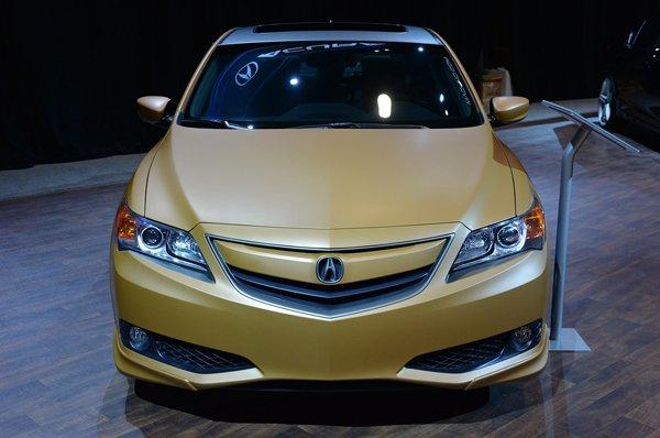 SEMA 2013: Acura Street Performance ILX
