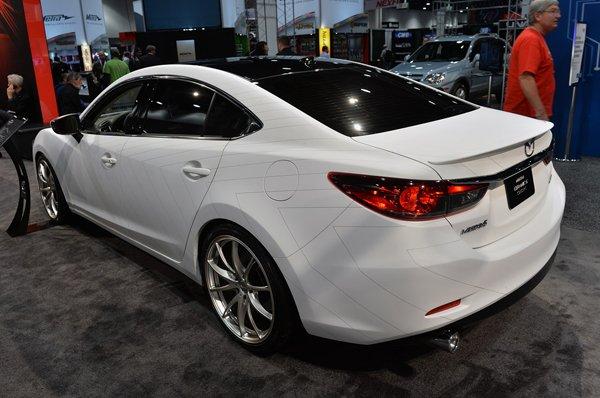 SEMA 2013: Mazda6 Club Sport и Ceramic 6