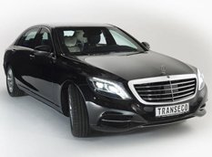 ������������� Mercedes S-Class W222 �� Transeco