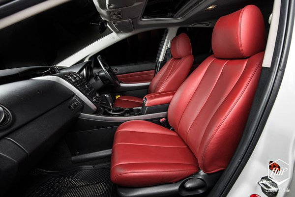 Уникальный тюнинг кроссовера Mazda CX-7