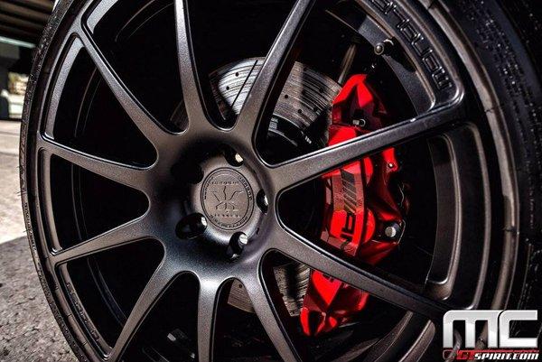 Mercedes -Benz C63 AMG Black Series от MC Customs