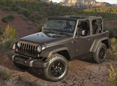 Wrangler Willys Wheeler Edition - новинка от Jeep