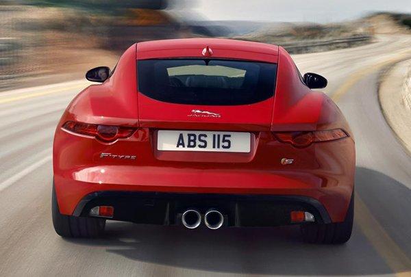 Jaguar досрочно рассекретил F-Type Coupe