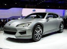 Токио 2013: Subaru Cross Sport Concept