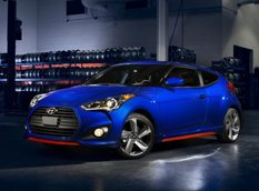 Hyundai анонсировал Veloster Turbo R-Spec
