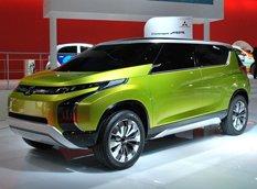 Токио 2013: Mitsubishi AR Concept