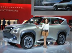 Токио 2013: Mitsubishi Concept GC-PHEV