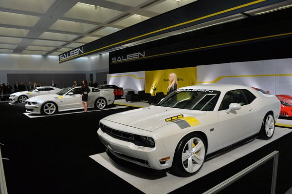 Лос-Анджелес 2013: Saleen показал серию SA-30
