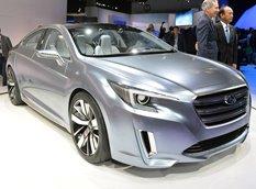 Лос-Анджелес 2013: Subaru Legacy Concept