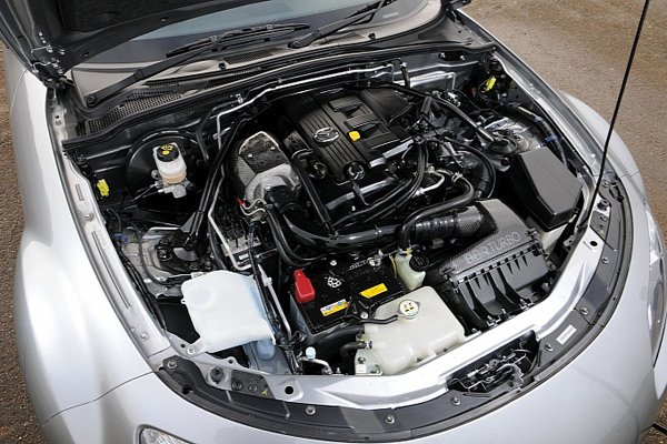270-сильный родстер Mazda MX-5 GT270 от BBR