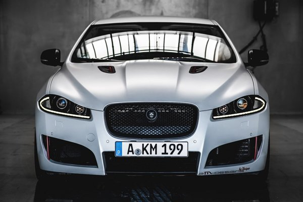 Jaguar XF 3.0D S в исполнении 2M-Designs