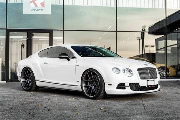 Bentley Continental GT Le Mans от Pfaff Tuning