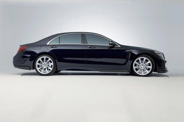Lorinser представил Mercedes-Benz S-Class W222