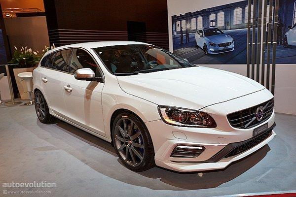 Эссен 2013: Volvo XC60 от Heico Sportiv