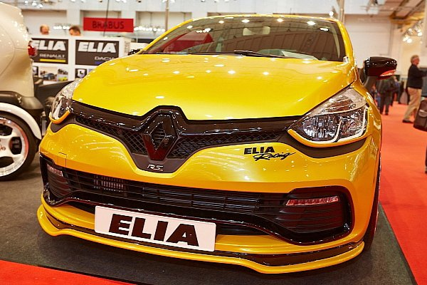 Эссен 2013: Clio RS 200 EDC от Elia Racing