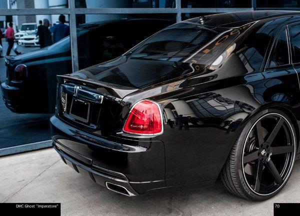 Rolls-Royce Ghost Imperatore от компании DMC